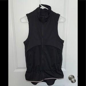 Lululemon Zip up Sleeveless Jacket
